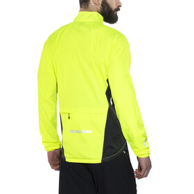 PEARL iZUMi Elite Barrier Jacket Men Screaming Yellow
